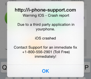 i-phone-support scam