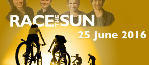 Raising money for Action Medical Research – Race the Sun